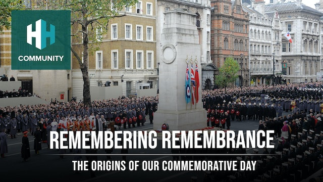 Remembering Remembrance: The Origins of our Commemorative Day