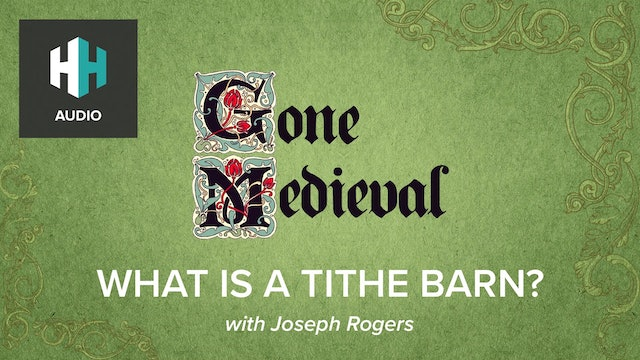 🎧 What is a Tithe Barn?
