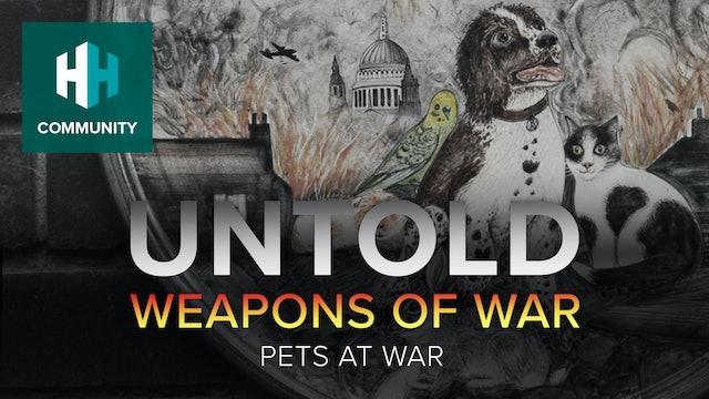 Pets at War