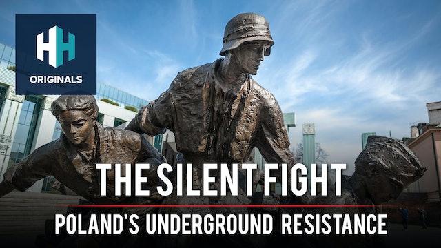 The Silent Fight: Poland's Underground Resistance