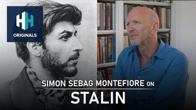 Simon Sebag Montefiore on Stalin