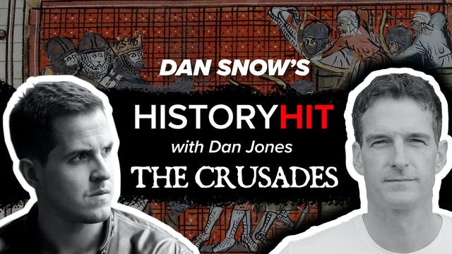 The Crusades with Dan Jones