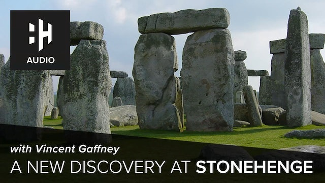 🎧 A New Discovery at Stonehenge