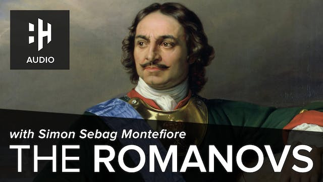 🎧 The Romanovs with Simon Sebag Monte...