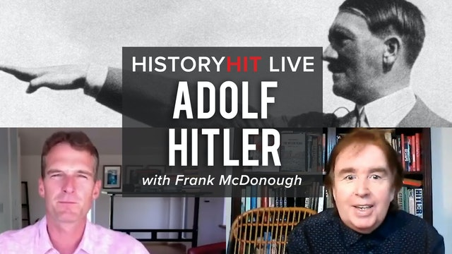 Dan Snow and Frank McDonough Talk Adolf Hitler