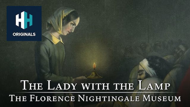 The Lady with the Lamp: The Florence ...