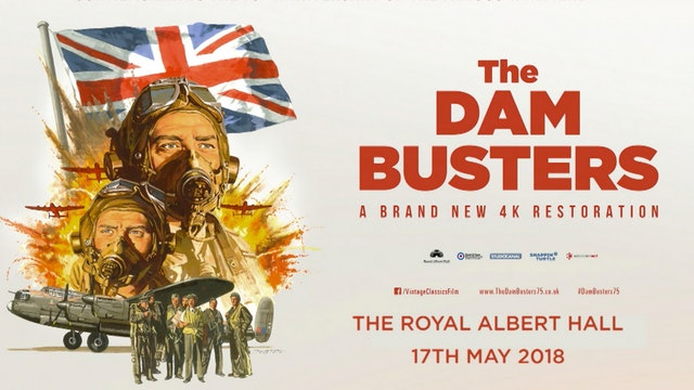 The Dam Busters with Dan Snow at the Royal Albert