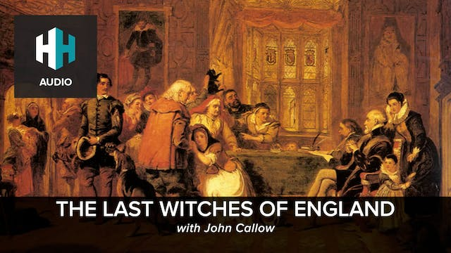 🎧 The Last Witches of England