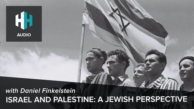 🎧 Israel and Palestine: A Jewish Pers...