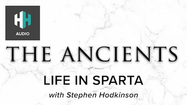 🎧 Life in Sparta