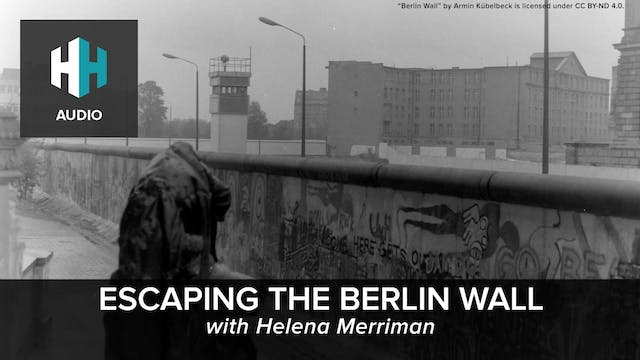 🎧 Escaping the Berlin Wall
