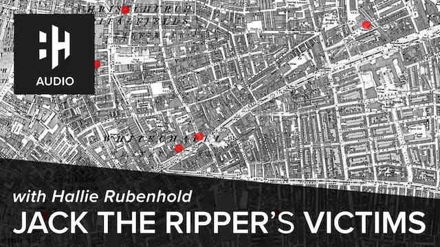 🎧 Jack the Ripper's Victims with Hall...