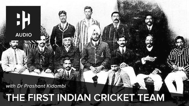 🎧 The First Indian Cricket Team with ...