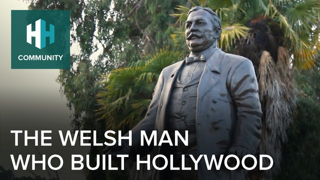 The Welsh Man Who Built Hollywood