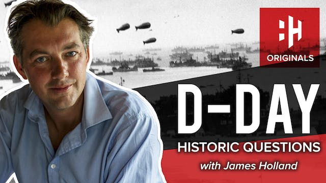 D-Day with James Holland