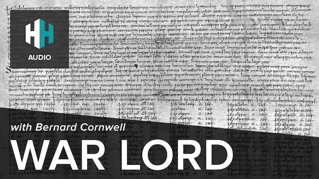🎧 War Lord with Bernard Cornwell