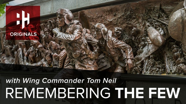 Remembering the Few with Wing Commander Tom Neil