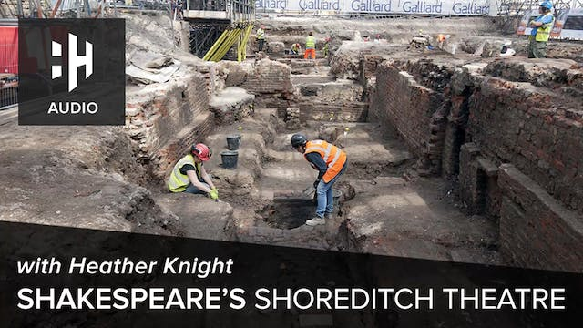 🎧 Shakespeare's Shoreditch Theatre wi...