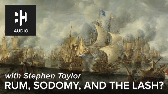 🎧 Rum, Sodomy and the Lash?