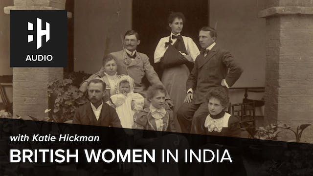 🎧 British Women in India with Katie H...