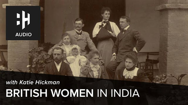 🎧 British Women in India with Katie H...