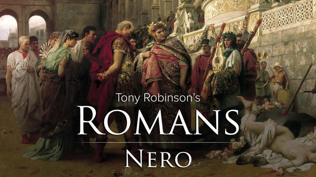 🎧 Tony Robinson's Romans: Nero