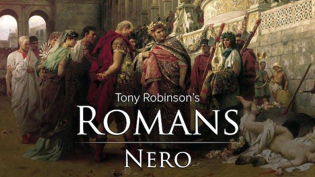🎧 Tony Robinson's Romans: Nero