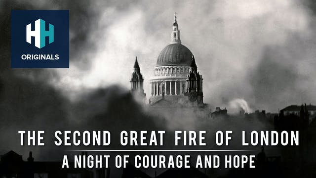 The Second Great Fire of London