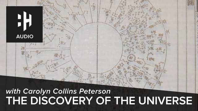 🎧 The Discovery of the Universe