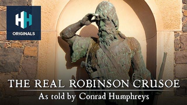 The Real Robinson Crusoe