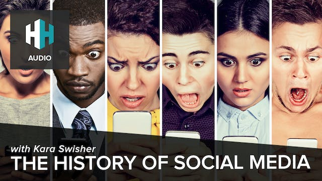 🎧 The History of Social Media with Ka...
