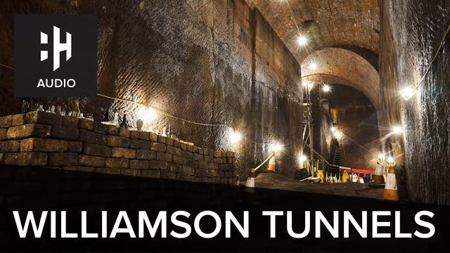 🎧 Williamson Tunnels