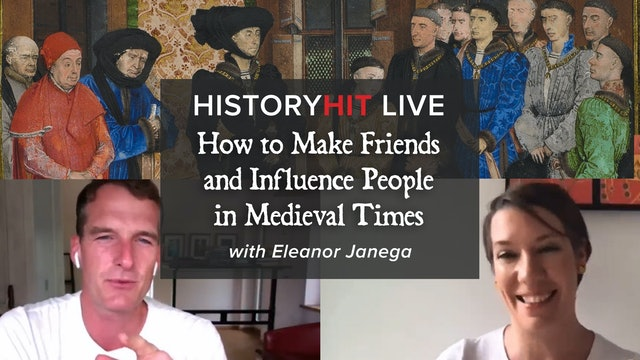 How To Make Friends and Influence People In Medieval Europe