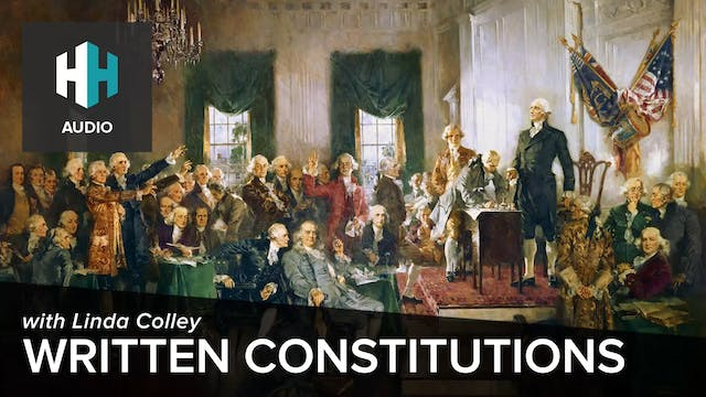 🎧 Written Constitutions with Linda Co...