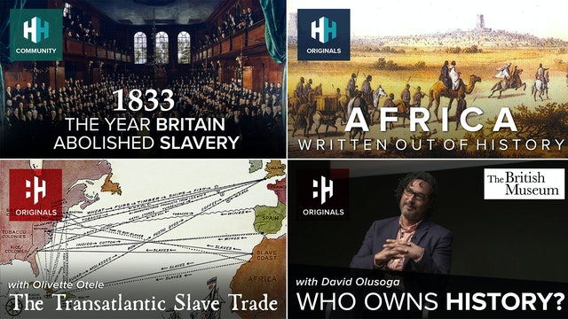 Africa, Slavery and Empire