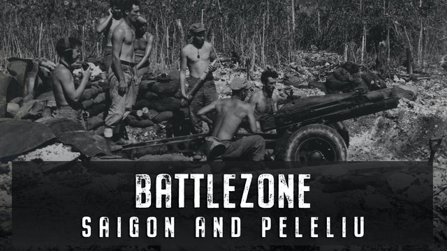 Saigon and Peleliu