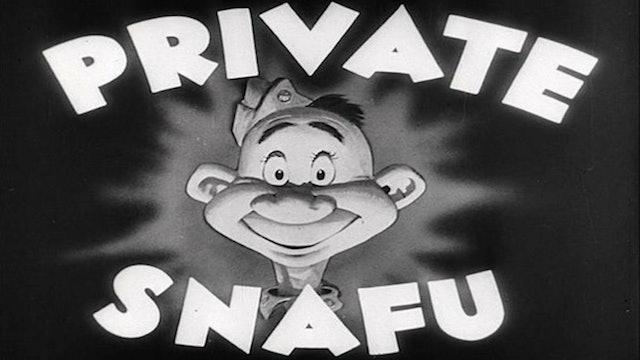 Private Snafu vs Malaria