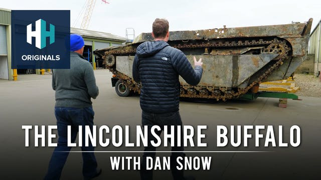 The Lincolnshire Buffalo: With Dan Snow