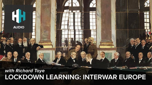 🎧 Lockdown learning: Interwar Europe