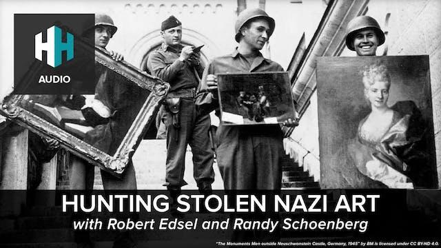 🎧 Hunting Stolen Nazi Art