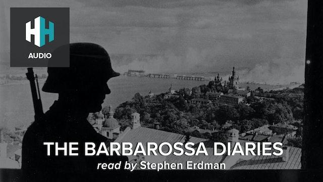 🎧 The Barbarossa Diaries