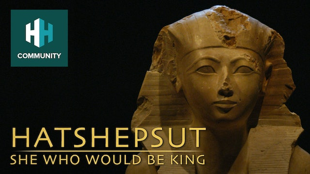 Hatshepsut: She Who Would Be King