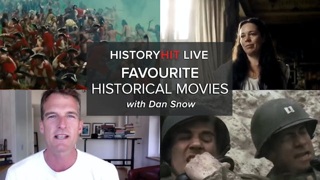 Dan Snow's Favourite Historical Movies