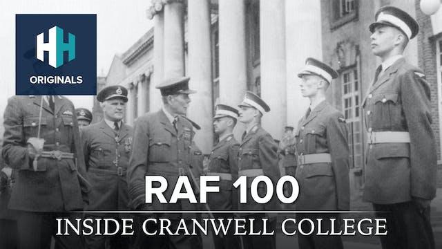 RAF 100: Inside Cranwell College