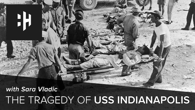 🎧 The Tragedy of USS Indianapolis