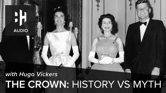 🎧 The Crown: History vs Myth