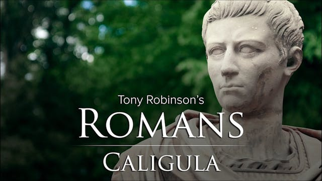 🎧 Tony Robinson's Romans: Caligula