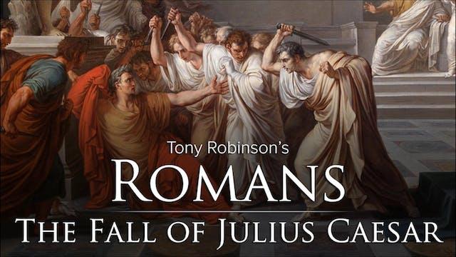 🎧 Tony Robinson's Romans: The Fall of...