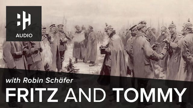 🎧 Fritz and Tommy with Robin Schäfer