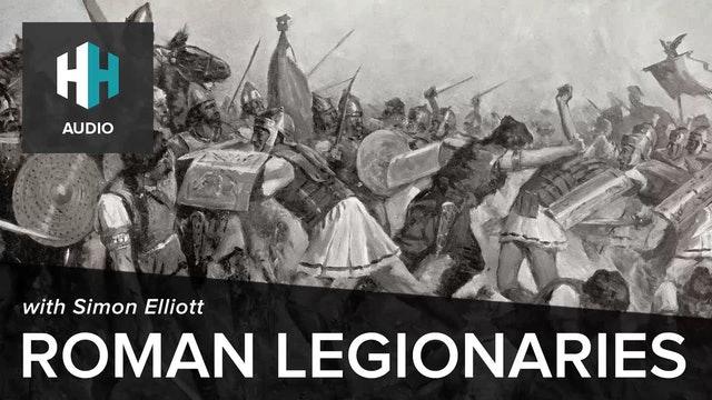 🎧 Roman Legionaries with Simon Elliott